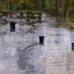 Blok betonowy 3 otwory Fotografia Tomasz Jurek ©