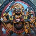 bogini kali Katmandu