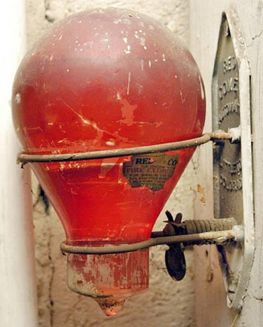 bomba gaśnicza