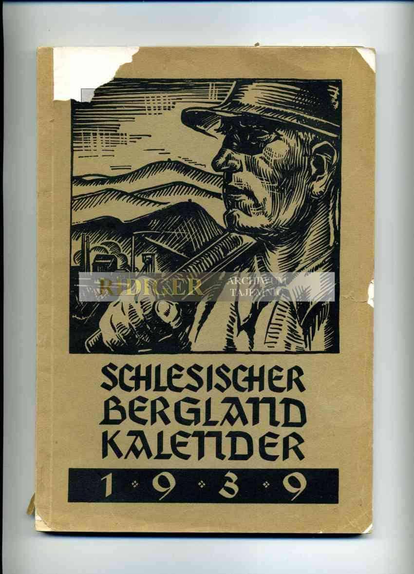 Schlesischer Bergland Kalender 1939