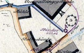 Separator młynówka 1890