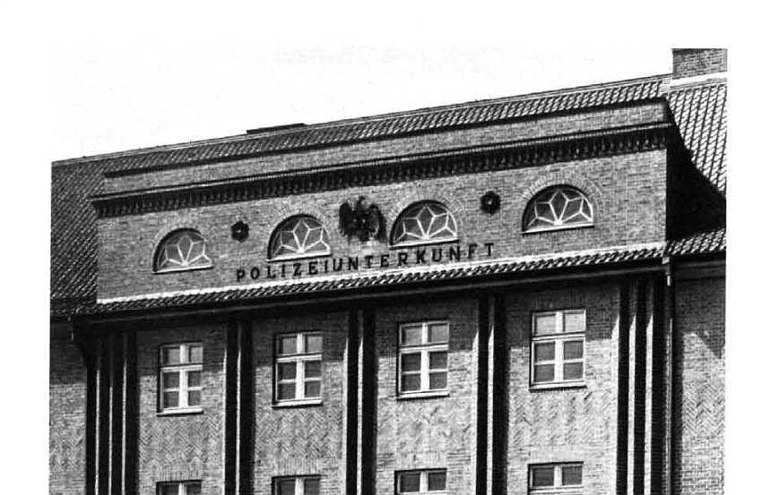 Zdj.17 Schutzpolizei Waldenburg dekoracje. ZFB