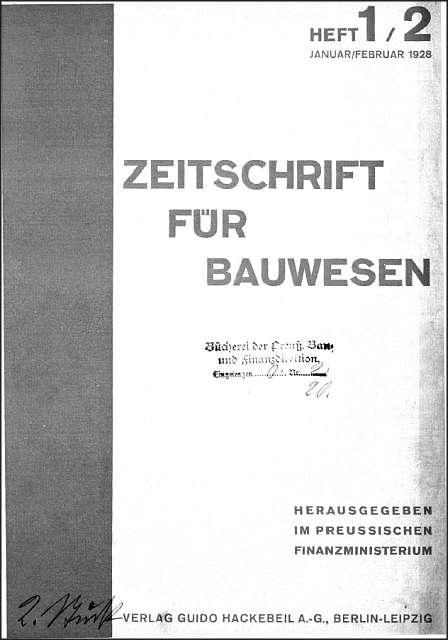 Zdj.3 Schutzpolizei decyzje budowlane dokument 2. ZFB