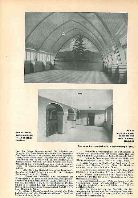 Zdj.10 Schutzpolizei Waldenburg. Foto DB 37 1929 polska-org.pl