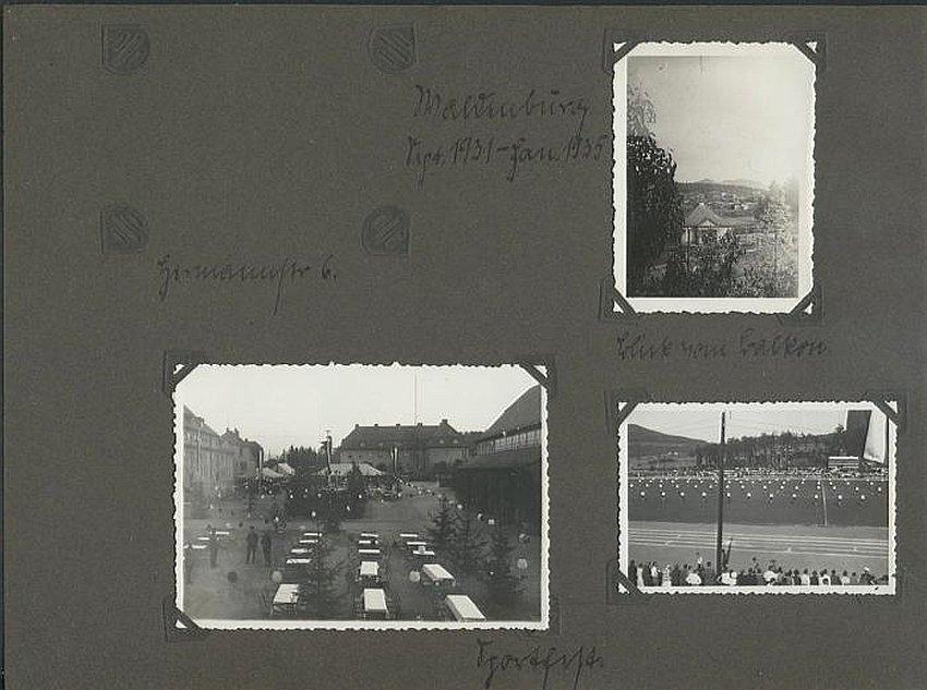 Zdj.12 Schutzpolizei Waldenburg album Foto. ebay.de
