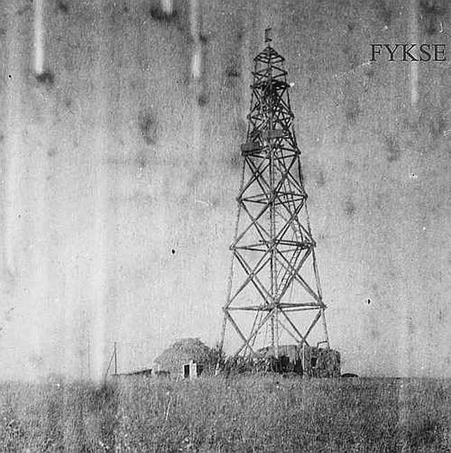 Fot 8. Maszt z dwoma antenami Zdj. FYKSE