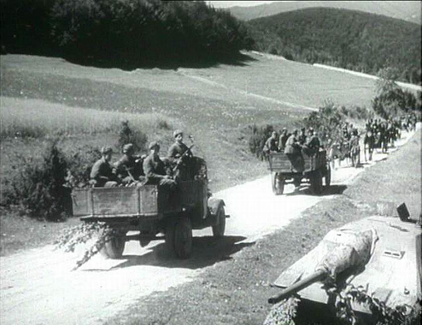 Zdj. 7 Armia Radziecka. Zdjęcie przykładowe