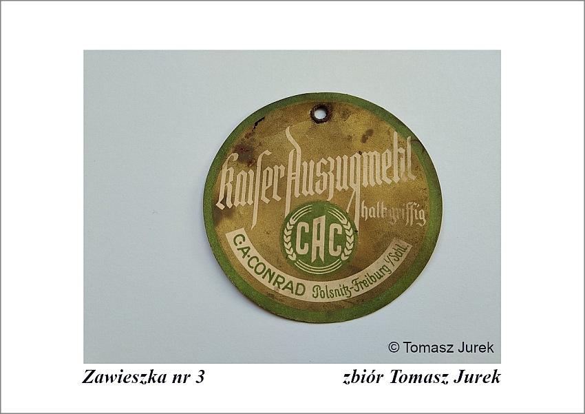 Zawieszka 3 zbiór Tomasz Jurek
